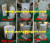 Marble Stone Lamps