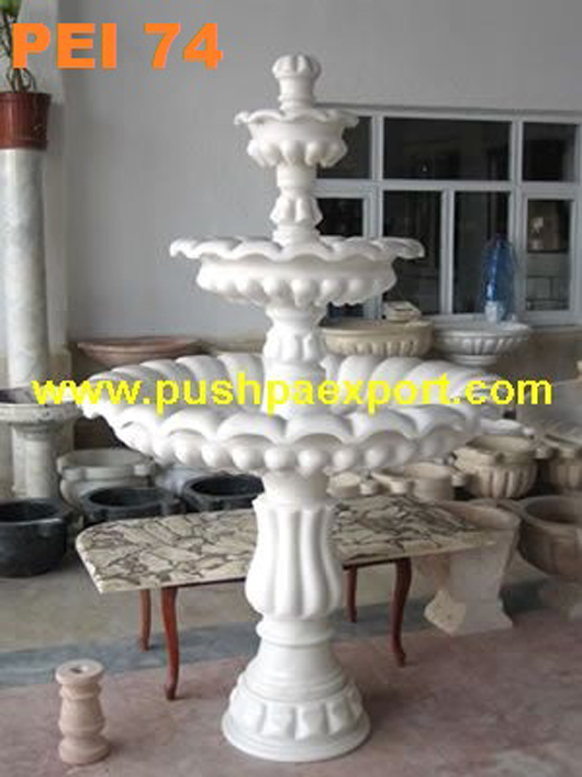 Marble Plate Fountain
