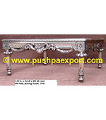 Silver Dinning Table (Only Dinning Table)