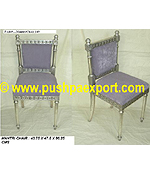 Silver Mantri Chair
