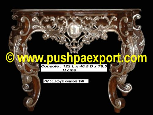 Silver Royal Console