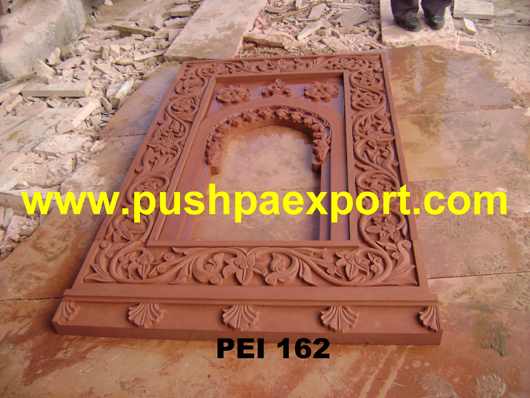 Sandstone Carved Panel